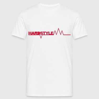 Hardstyle Spikes - Men's T-Shirt