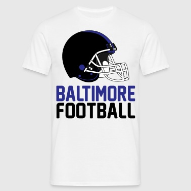 Helmet Baltimore - Herre-T-shirt
