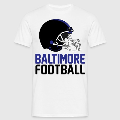 Helmet Baltimore - Men's T-Shirt