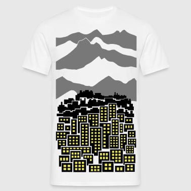 City - Men's T-Shirt