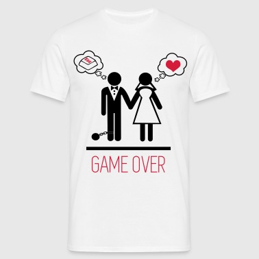 game over 3 - 2 - T-shirt Homme
