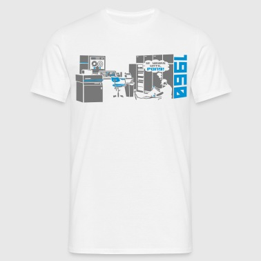 pong1960_2c - Men's T-Shirt