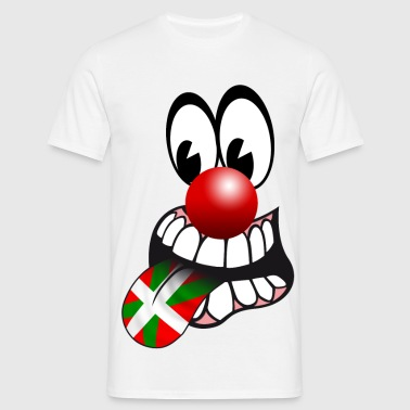 basque language - T-shirt Homme