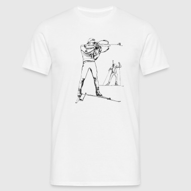 biathlon - Men's T-Shirt
