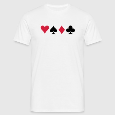 poker - Men's T-Shirt
