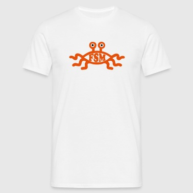 Flying Spaghetti Monster - Men's T-Shirt