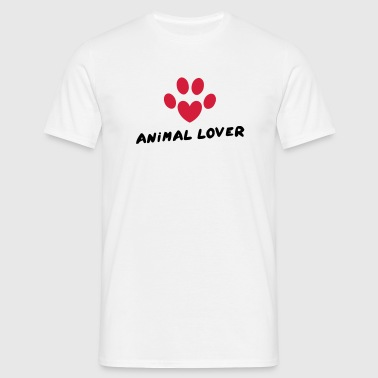 Animal Lover - Men's T-Shirt