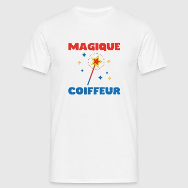 Coiffeur / Coiffeuse - T-shirt Homme