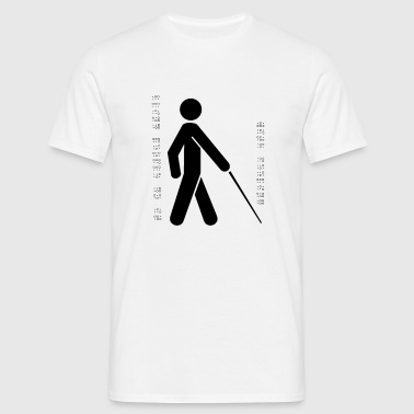 Blind T-Shirt - Men's T-Shirt