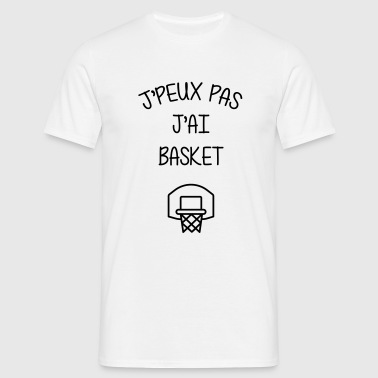 Basket / Basketball / Basket-ball / Basket ball - T-shirt Homme
