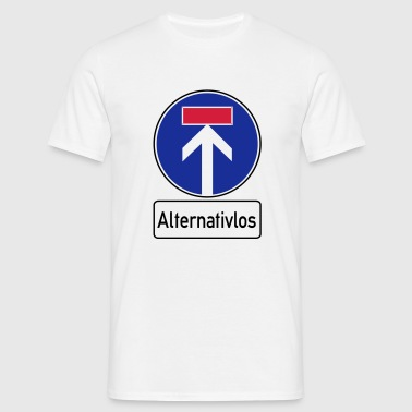 alternativlos - Männer T-Shirt