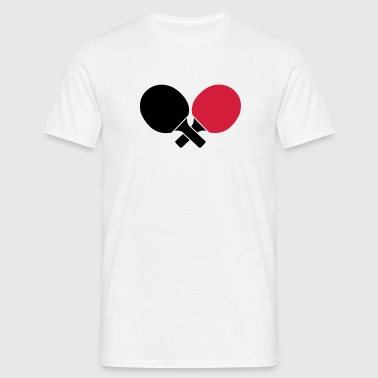 Table Tennis - Mannen T-shirt