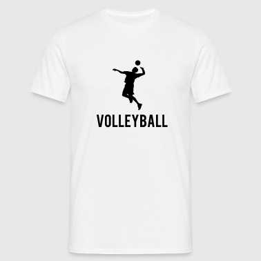 Volleyball Sports - Männer T-Shirt