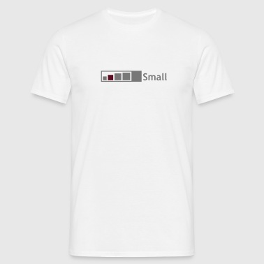 Geocaching Small - Männer T-Shirt