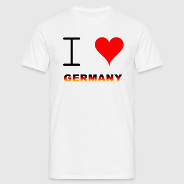 TYSKLAND / GERMANY - T-shirt herr