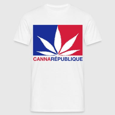 CannaRépublique de France - T-shirt Homme