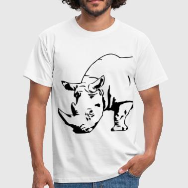 Black  Rhino - T-shirt herr