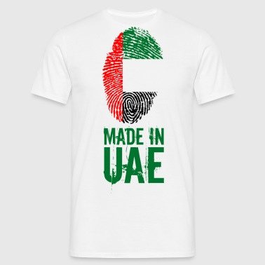Made In UAE / United Arab Emirates - Men's T-Shirt