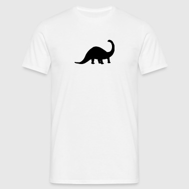 Stegosaurus - Men's T-Shirt