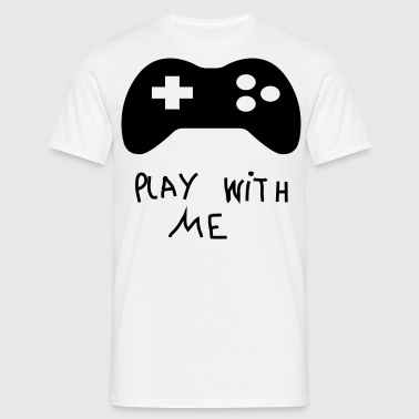 play with me - T-shirt Homme