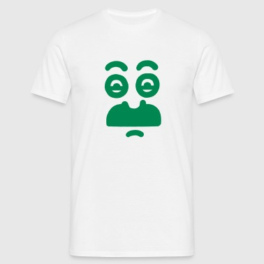 Helmi the Face – Nr. 09 - Männer T-Shirt