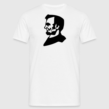 Abraham Lincoln - T-shirt Homme