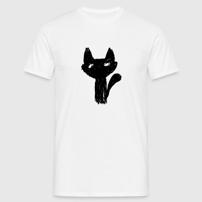 cat Noir - Mannen T-shirt