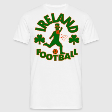 Ireland Football - Men's T-Shirt