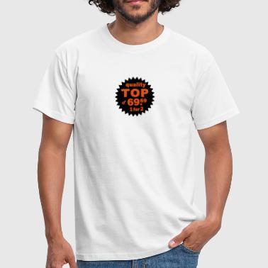 Quality Top - Männer T-Shirt