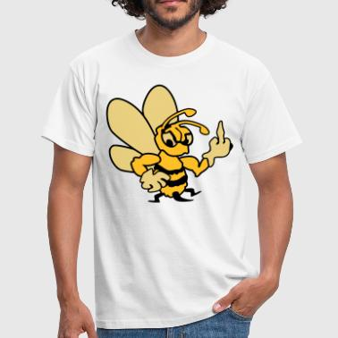 Wasp Flipping - Men's T-Shirt