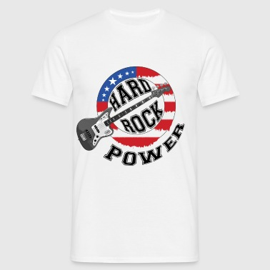 Hard Rock - T-shirt Homme