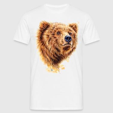Großzügig Grizzlybär Färbung Seite Bilder - Framing Malvorlagen ...