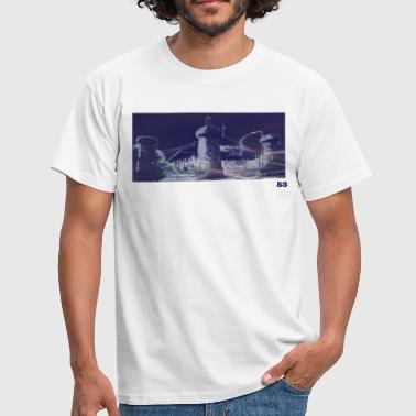 Bramley Moore Dock - Men's T-Shirt