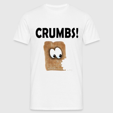 CRUMBS! - Men's T-Shirt