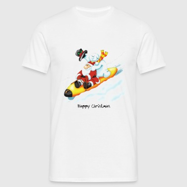 01 Sledge - Men's T-Shirt