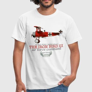 FIGHTER PLANES 3 - FIGHTER AIRCRAFTS 3 - Men's T-Shirt