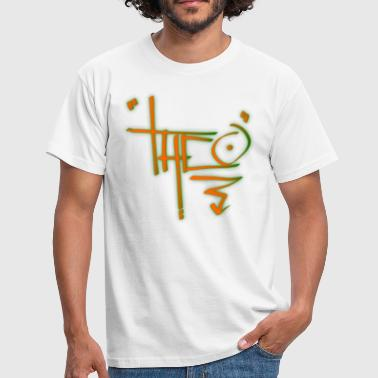 theo - T-shirt Homme