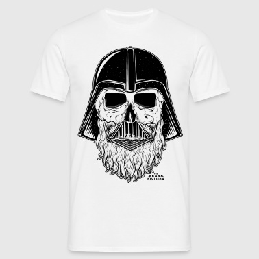 darth vader beard - T-shirt Homme