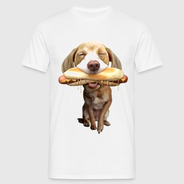 HOTDOG - Men's T-Shirt