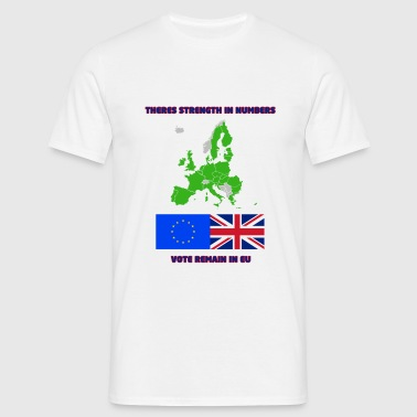 Remain in EU - Men's T-Shirt