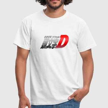 drift car - Men's T-Shirt