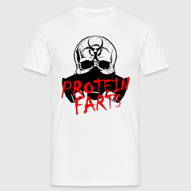 Protein Farts - T-shirt Homme