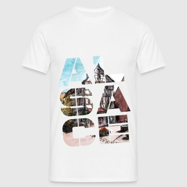 France Alsace Design II - T-shirt Homme