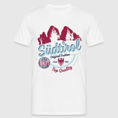 SÜDTIROL FASHION - Men's T-Shirt