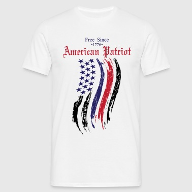 American Patriot Day - Men's T-Shirt