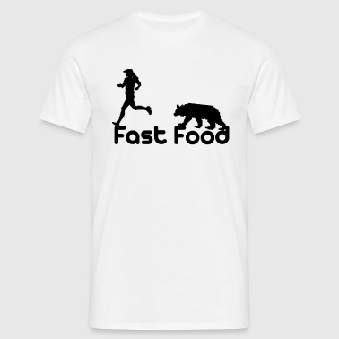 Fast Food - T-shirt Homme