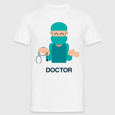 Doctor - T-shirt Homme