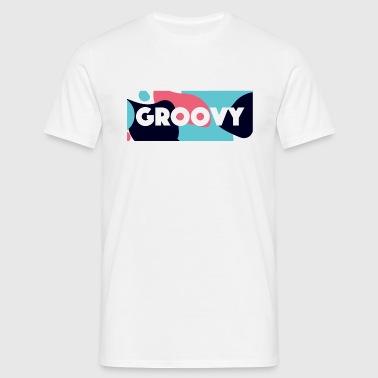 GROOVY - T-shirt Homme