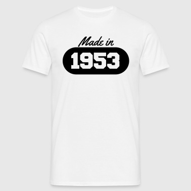 Made in 1953 - Men's T-Shirt