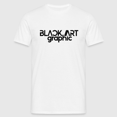 Black Art Graphic Hoodie WMNS - Männer T-Shirt